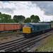 No 45041 Royal Tank Regiment 16th June 2018 Midland Railway Diesel Gala Butterley