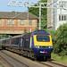 GWR 43 156, West Ealing, 06-06-18