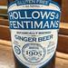 Hollows & Fentimans, Botanically Brewed Ginger Beer, England