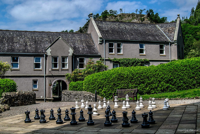 Anyone for chess......., Nikon D3300, AF-S DX Zoom-Nikkor 18-55mm f/3.5-5.6G ED II