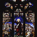 Bilton, Rugby, Warwickshire, St. Mark's, south aisle, stained glass window