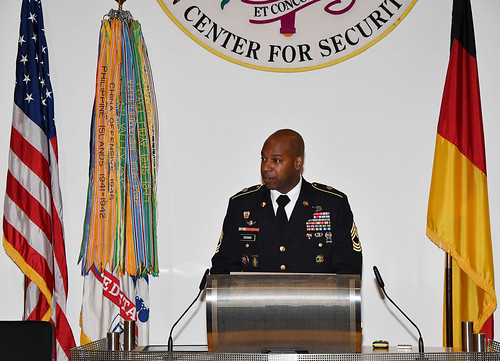 Marshall Center celebrates 243rd U.S. Army Birthday