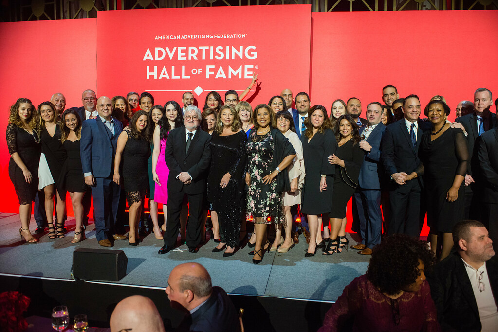 2018 Advertising Hall of Fame