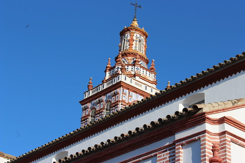 Parroquia Santa María la Blanca. Fuentes de Andalucía (Sevilla).
