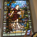 DSC_4058 John Wesley Chapel City Road London Now the Parable is this: The Seed is the word of God * St Luke 8:11 Stained Glass Window with Alesha