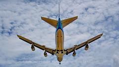 KLM BOEING 747-406 PH-BFH TNCC