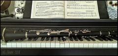 Clarinet + Piano