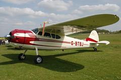G-BTBJ Cessna 190 (16046) Popham 100509