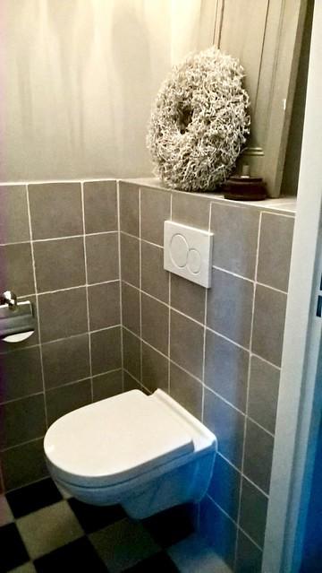 Toilet sober landelijk