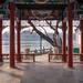 Chinese Lakeside Pavilion