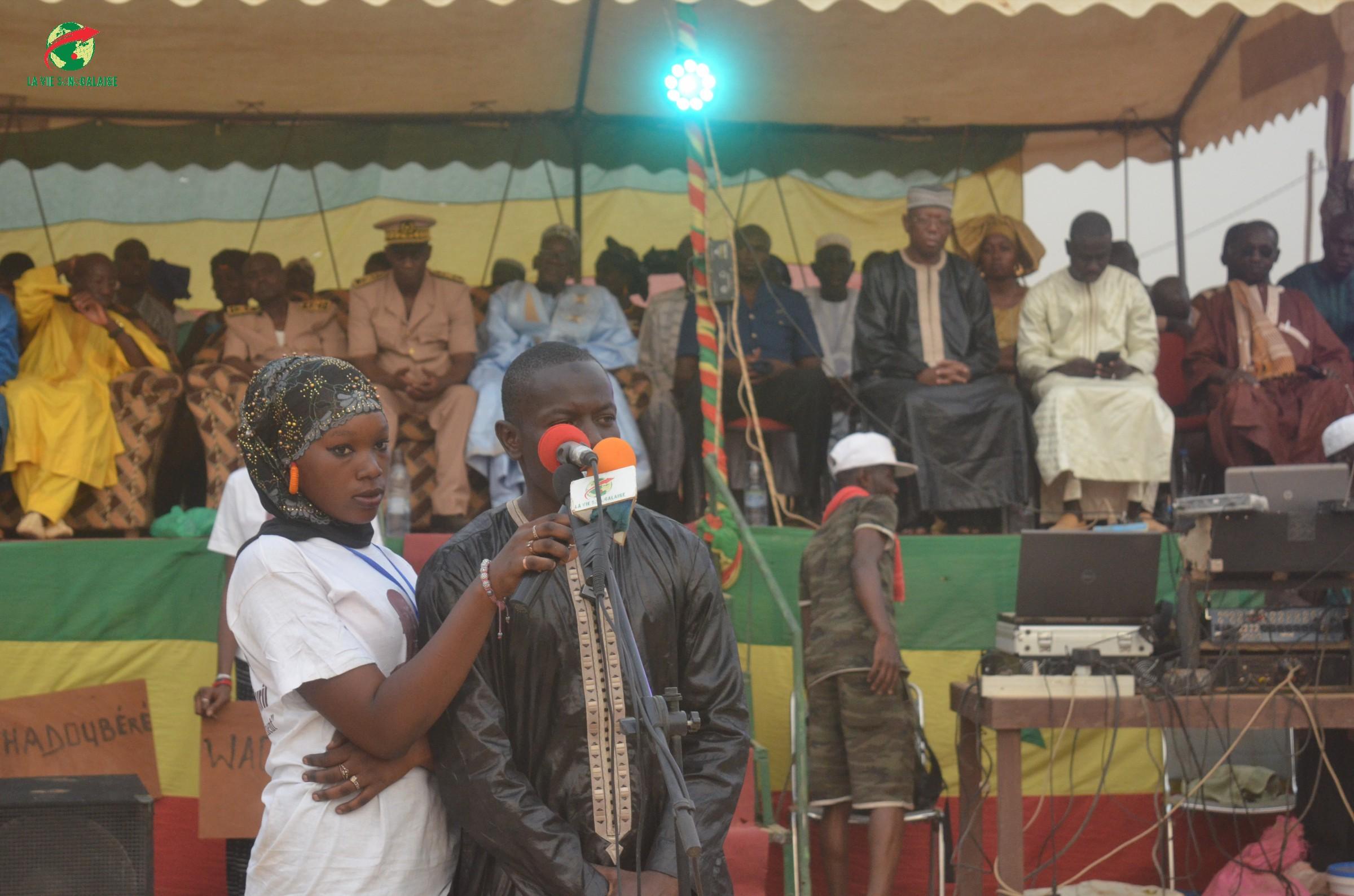 Journées Culturelles Waoundé, Parrain Bakary Biné Camara, Images de laviesenegalaise (40)