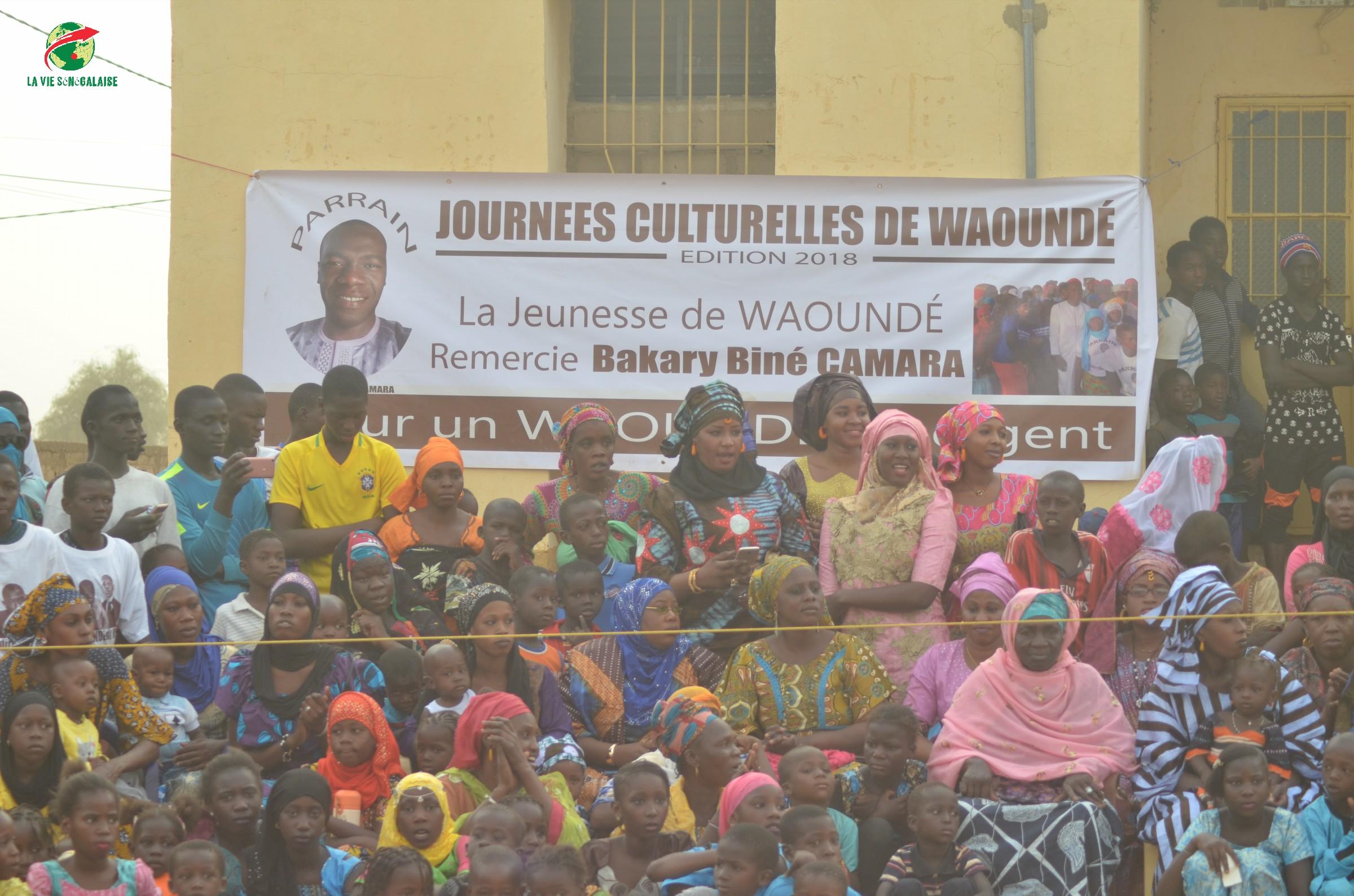 Journées Culturelles Waoundé, Parrain Bakary Biné Camara, Images de laviesenegalaise (28)