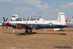 06-3818 USAF | Raytheon T-6A Texan II | Millington Regional Jetport