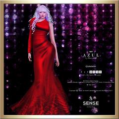 (AD) -AZUL- Gianna [SENSE]