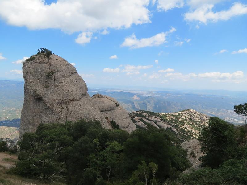 Escaladores en montañas de MontserratMiranda de Sant AntoniIMG_2625