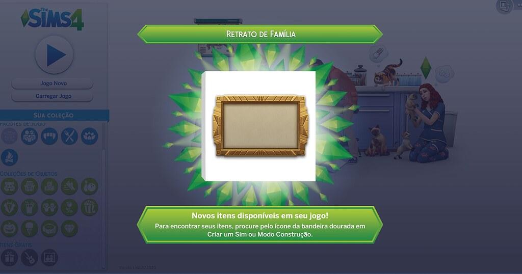 Photo of Ganhe um Retrato de Família para o seu The Sims 4