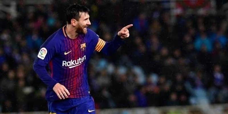 Lionel Messi Hanya Urutan Kesembilan di Top Skor Copa del Rey