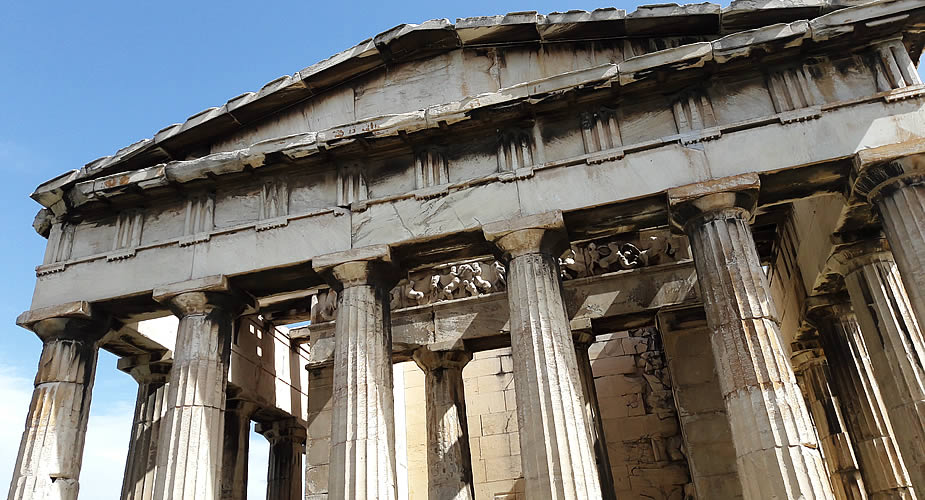 Weekend Athene: Antieke Agora | Mooistestedentrips.nl