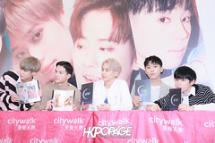 [HK.KPOP.PAGE] 180521_Citywalk x TEEN TOP FAN MEETING_53