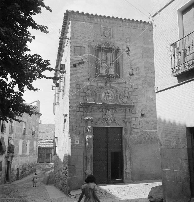 Colegio de Infantes. Fotografía de Juan Miguel Pando Barrero © Fototeca del IPCE signatura PAN-061028-a_P