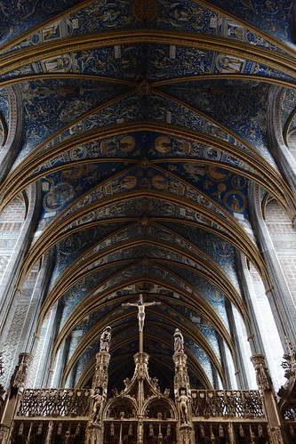 Cathedral Basilica of Saint Cecilia - Albi, France