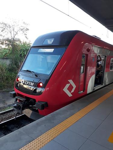 Tue Hyundai Rotem Série 9500 135Novo Trem  Linha 7