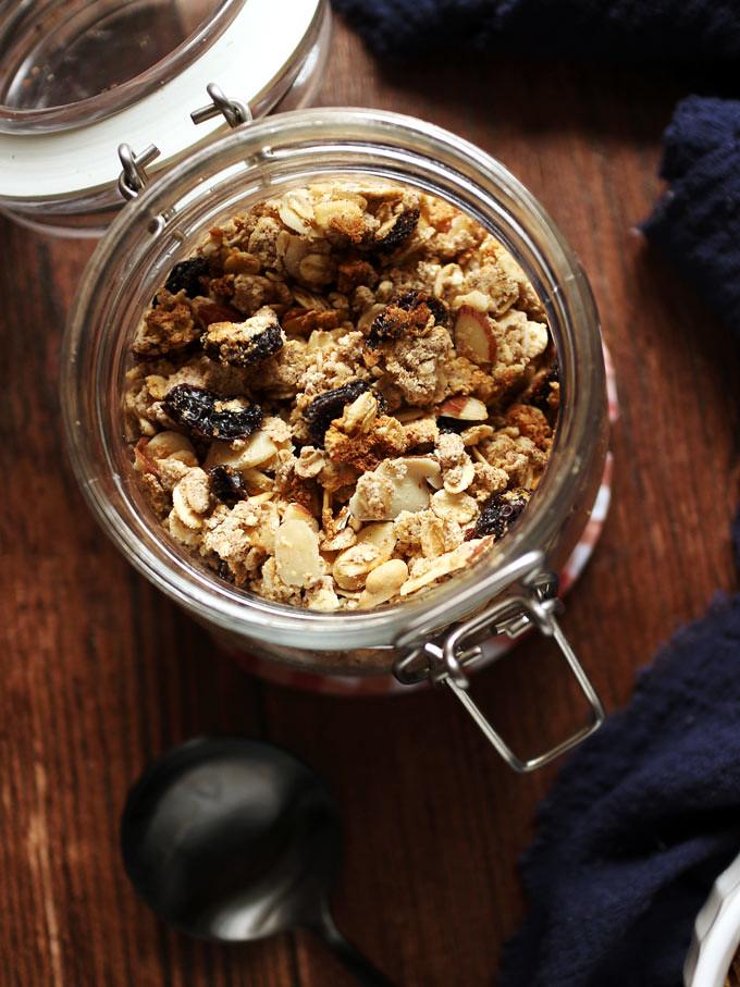 全素豆渣燕麥穀片 vegan-soy-okara-granola (8)
