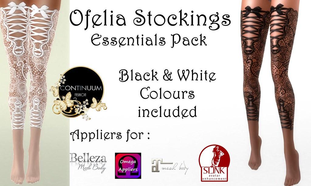 Continuum Ofelia Essentials
