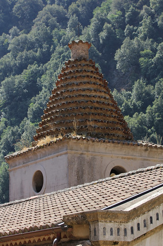 Santuario della Madonna della Montagna di Polsi - Il Campanile