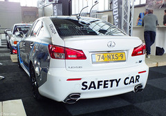 "2009 Lexus IS F ""Safety Car"""