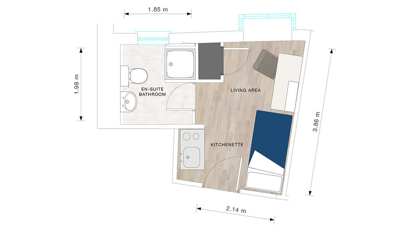 Osborne House floor plan