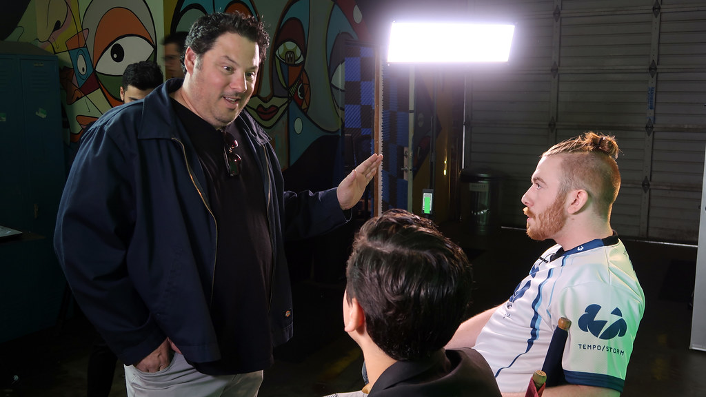 Speaking with Director Greg Grunberg