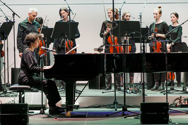 'Neue Meister: Modern Classical Music VII' Concert In Berlin