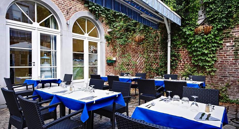 Lekker eten en drinken in Namen (Namur) (foto met dank aan: Entre Sambre et Mer) | Mooistestedentrips.nl