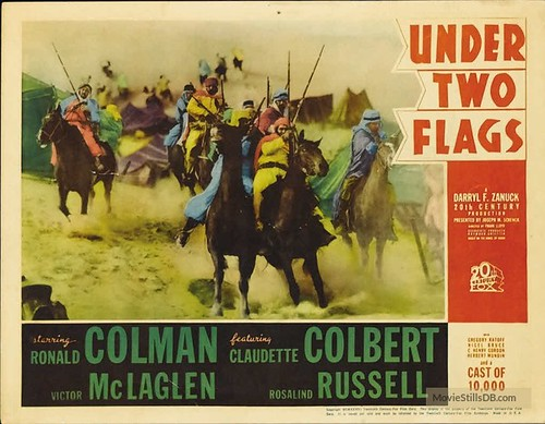 Under Two Flags - lobbycard 1