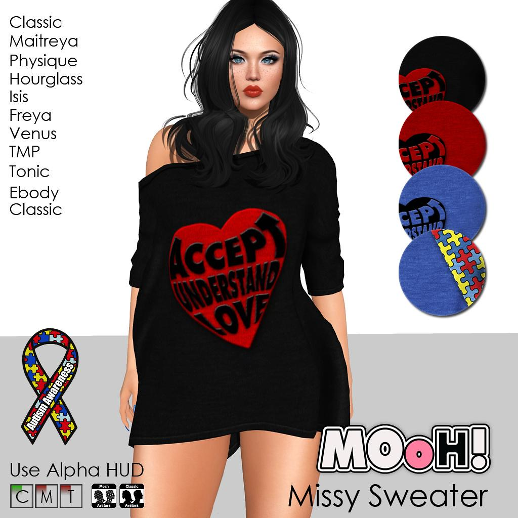 Missy sweater - TeleportHub.com Live!