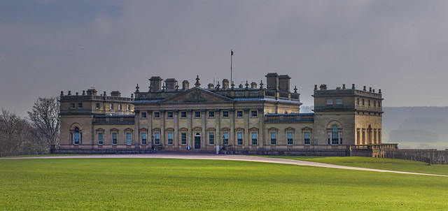 Harewood House early Spring 2018