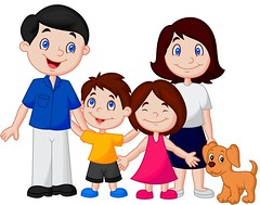 6d7d44587d6b3197febdeafd9cfd93b4--happy-family-clipart