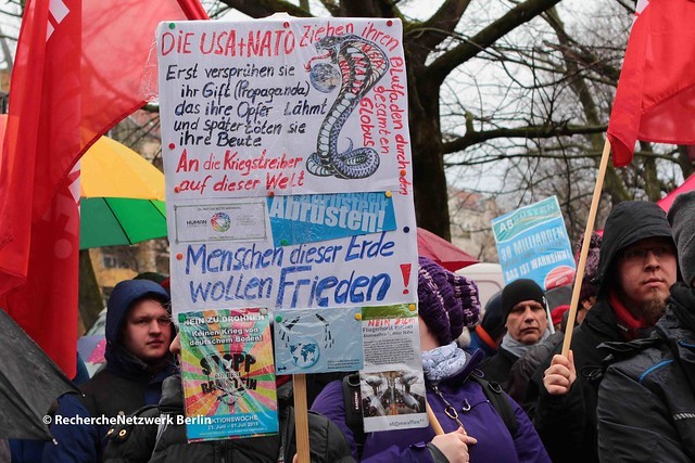 31.03.2018 Berlin: Ostermarsch der Friko