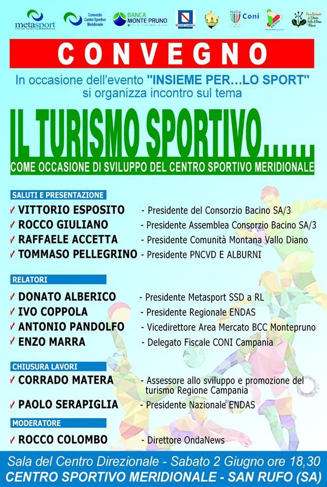 Turismo sportivo Metasport