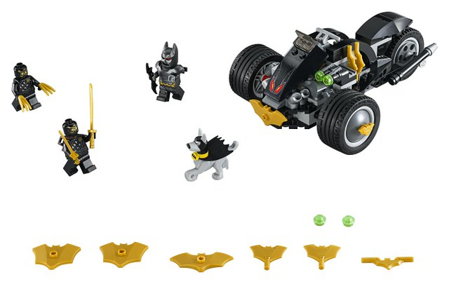 76110 Batman The Attack of the Talons