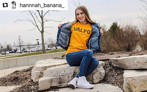 Congrats and welcome to Valpo! #GoValpo #Repost @hannnah_banana_ ・・・ I'm so excited to be attending VU in the fall