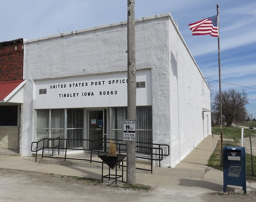 iowa ia postoffices ringgoldcounty tingley northamerica unitedstates us