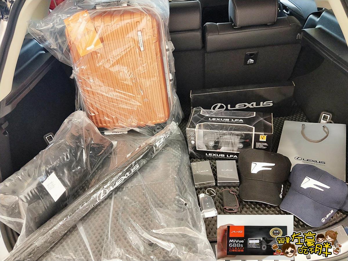LEXUS NX200開箱-76