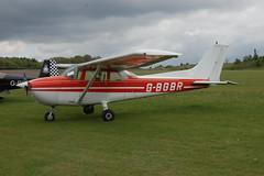 G-BGBR Reims-Cessna F172N (1772) Popham 030510