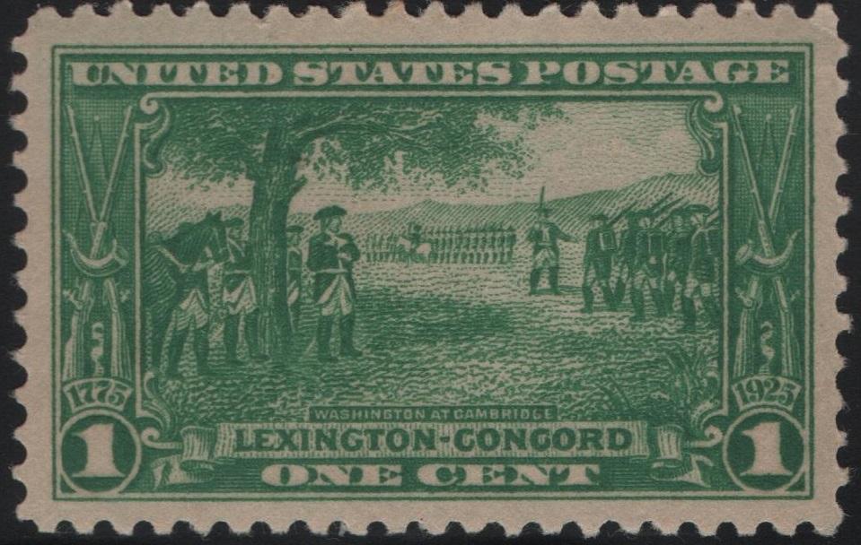 United States - Scott #617 (1925)