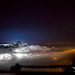 Avoiding a small Cumulonimbus on our way to the UK by gc232