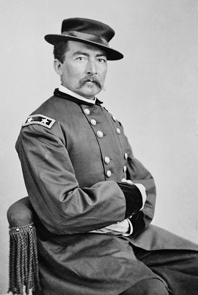 Major General Philip Sheridan