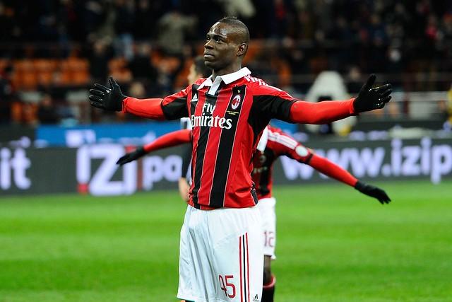 AC Milan Ingin Bidik Rekan Muda Mario Balotelli Di Nice