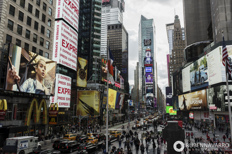 Presupuesto de viaje a Nueva York